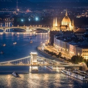Budapest AirCruise